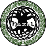 Logo modificado de hAzel